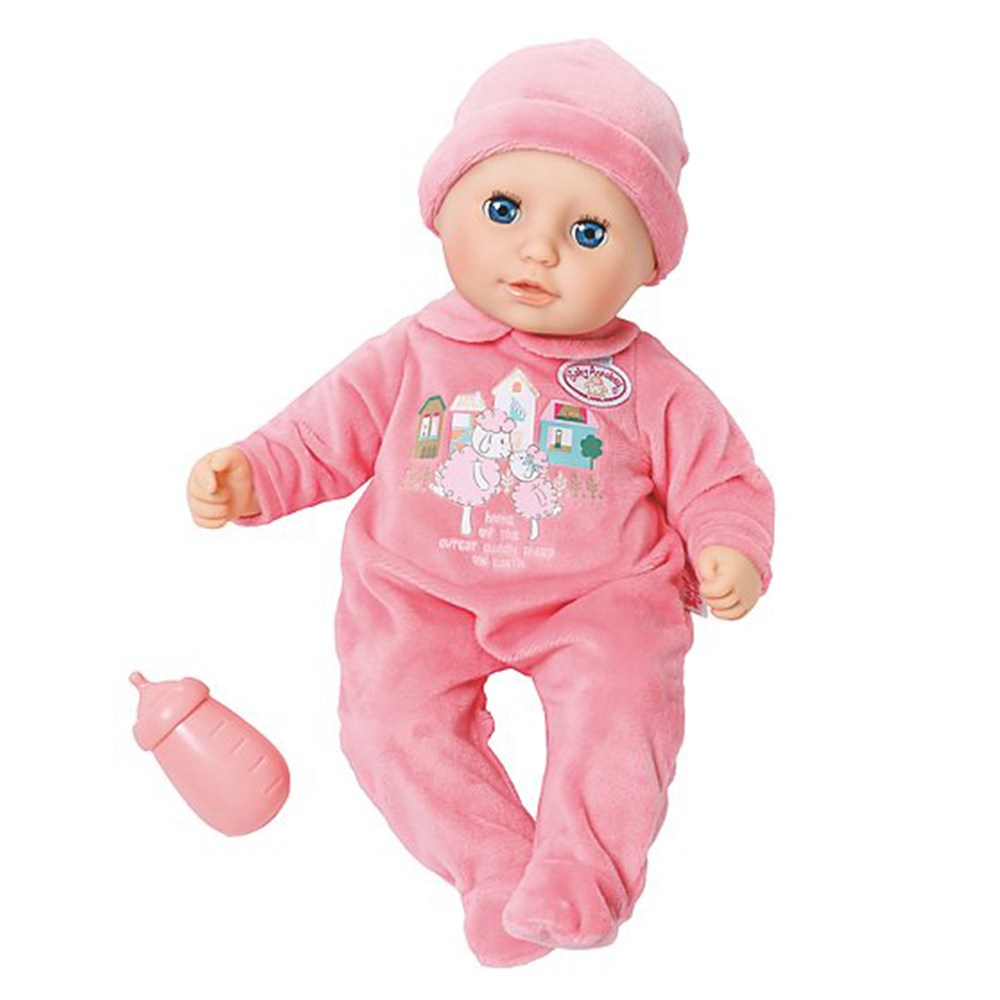 Toys & Games Baby Annabell 702543 Heartbeat for Babies ...