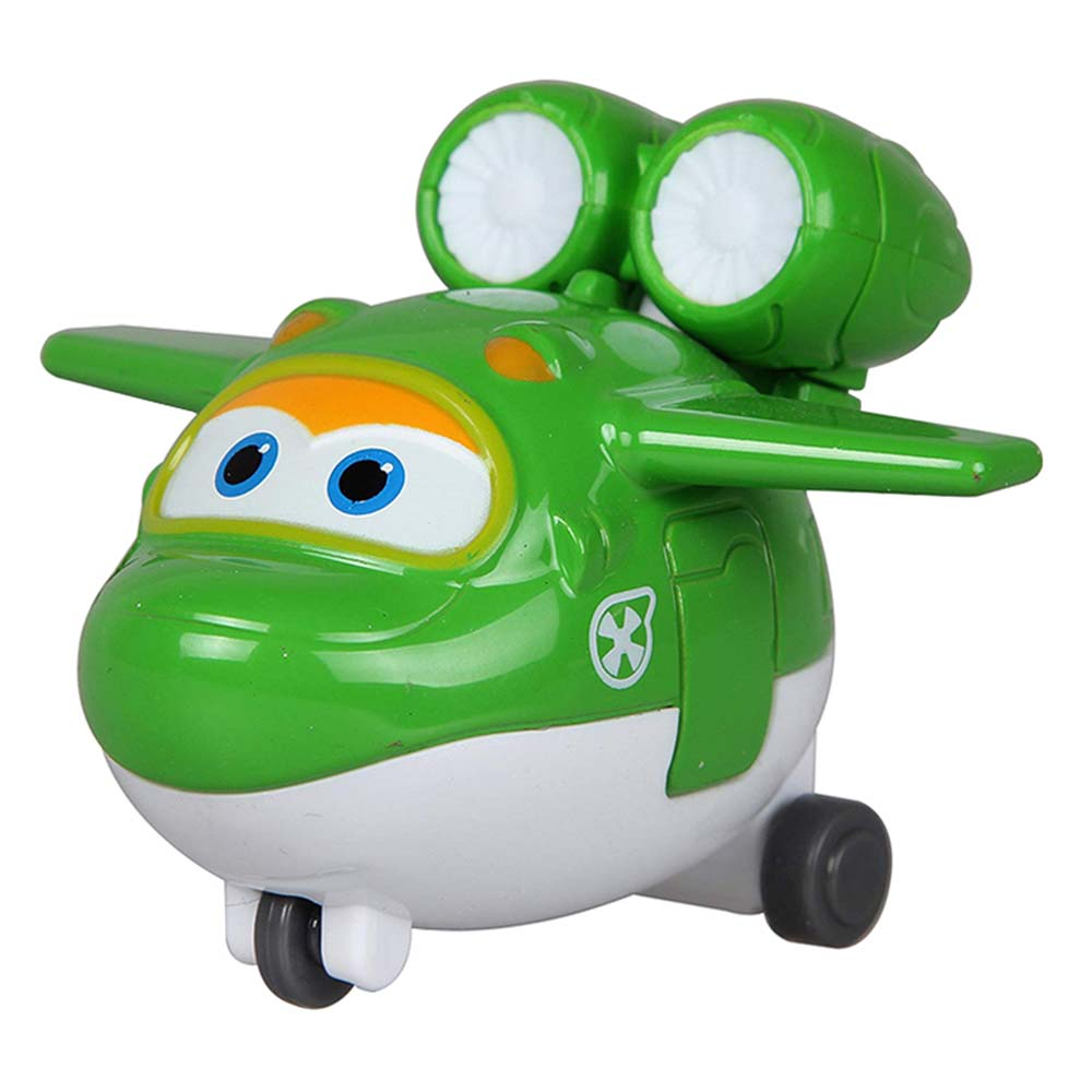 Super Wings Die Cast Vehicle Mira Green
