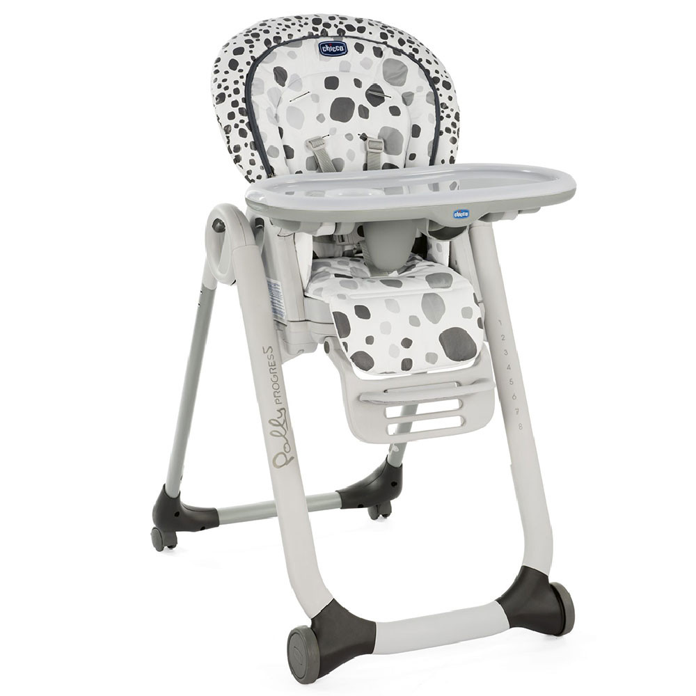 Magnificent Chicco Polly Progres 5 Highchair Black White Pabps2019 Chair Design Images Pabps2019Com