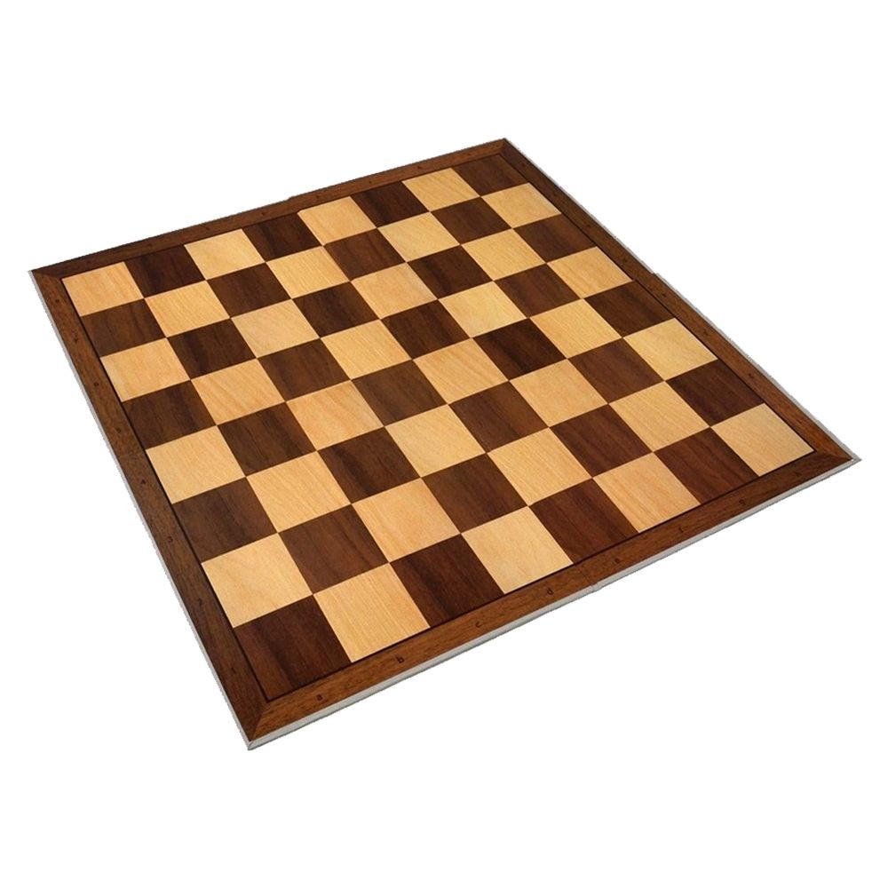 DGT - 10910 Chess Box with Pieces & 1002 Timer - Brown