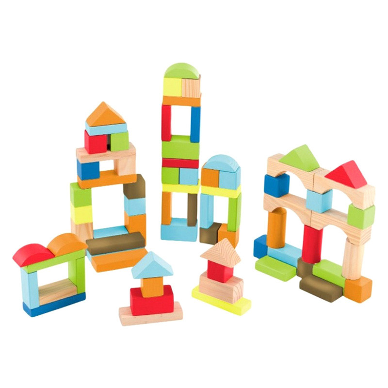 Early Learning Centre - Wooden Bricks
