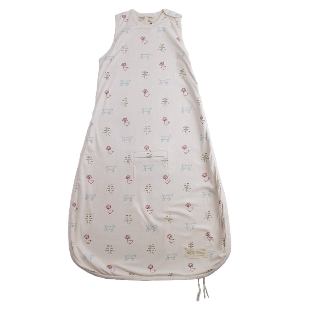 check out d390f 77591 Nature Baby - Organic Cotton Sleeping Bag With Print 0-24M