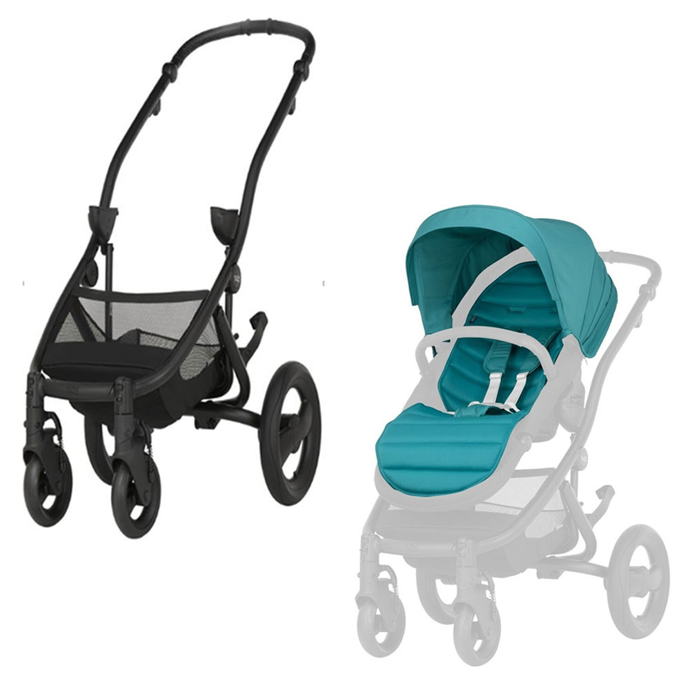 Britax Affinity 2 Chassis Only Affinity 2 Colourpack