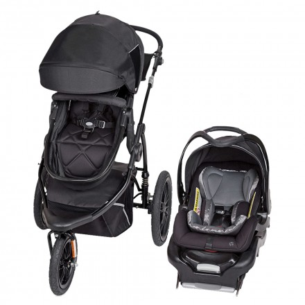 Babytrend Muv 6 In 1 Jogger Travel System Aero