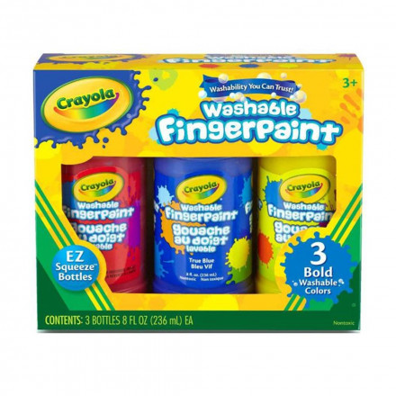 Crayola Washable Paint Set