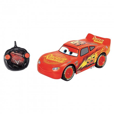 sa dickie toys cars 3 rc lightning mcqueen scale 1 12 red