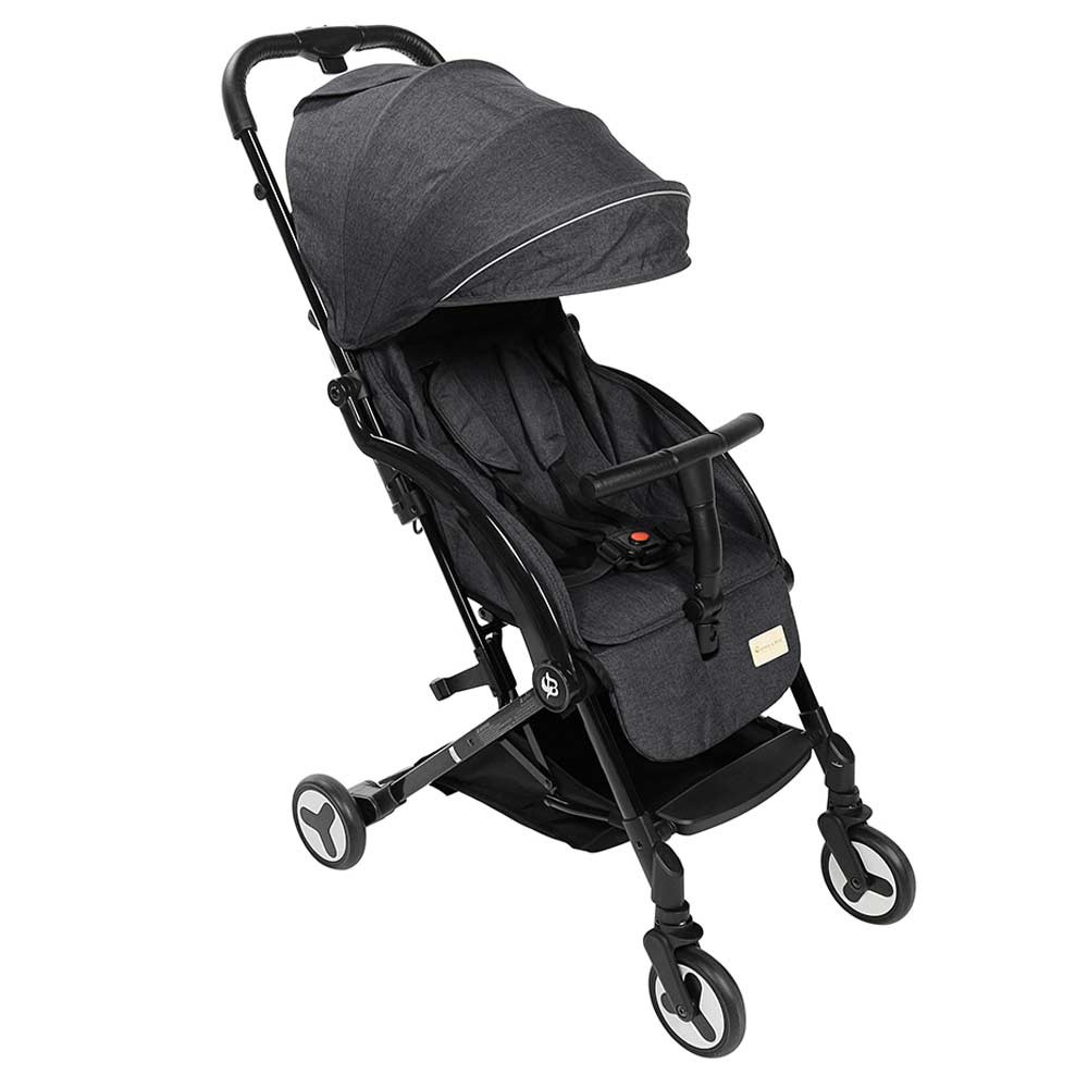 Bumble Bird Travel Stroller W Bag Black