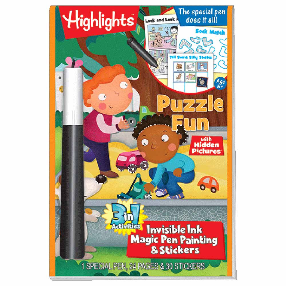 Highlights - Puzzle Fun