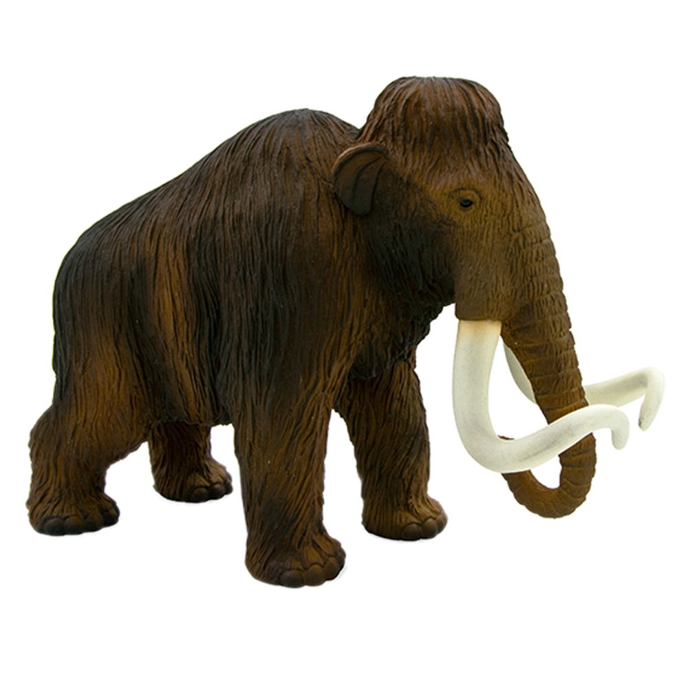 Animal Planet By Mojo Woolly Mammoth Kids Toy Collectable Figure **FREE DELIVERY