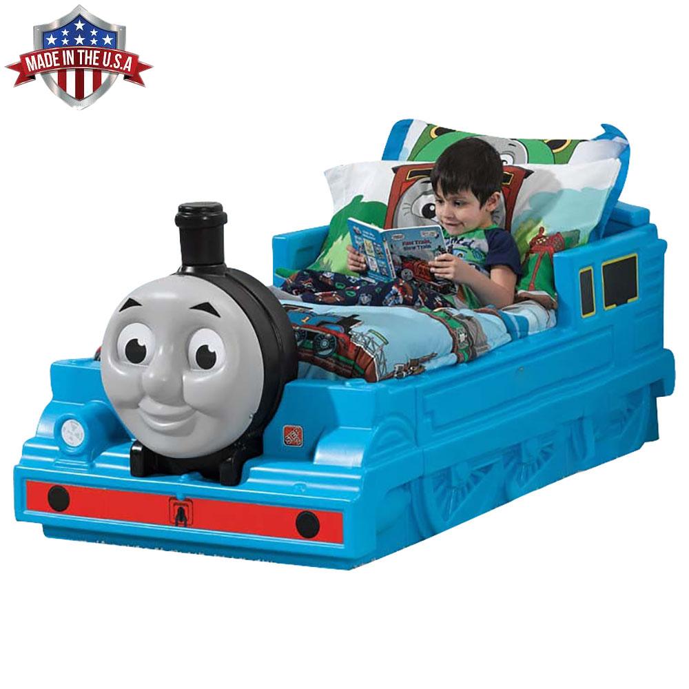 Thomas The Tank Engine Toddler Bed.Step2 Thomas The Tank Engine Toddler Bed