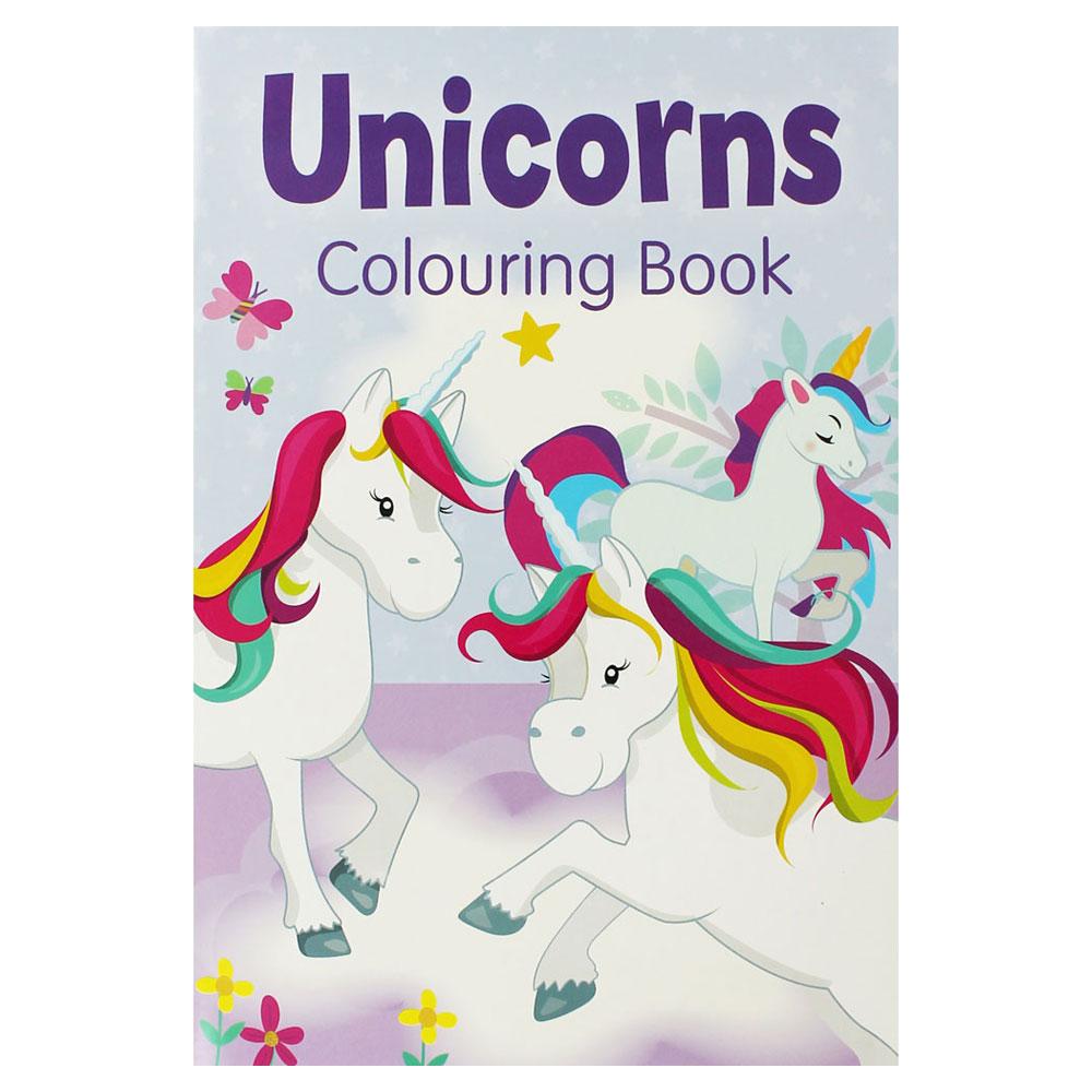 hr 3042 uncb2 unicorn colouring book