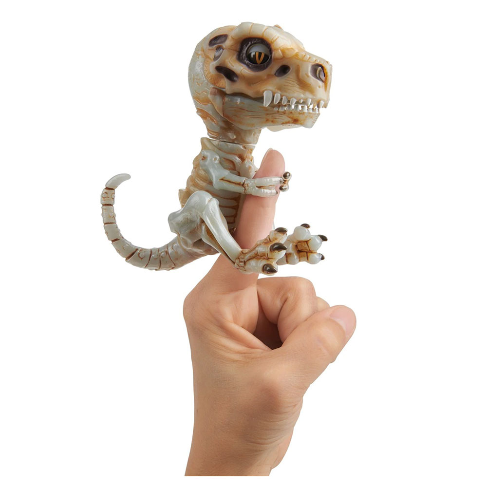 Fingerlings Untamed Skeleton T-Rex Tiranosauro