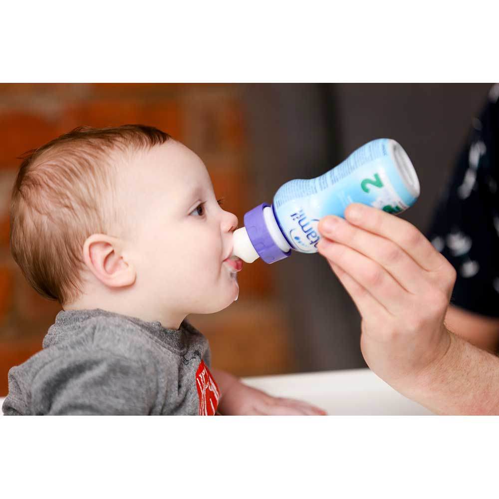 Itsy Guzzler 3-in-1 Drinking Adapter with Medium Flow Teat