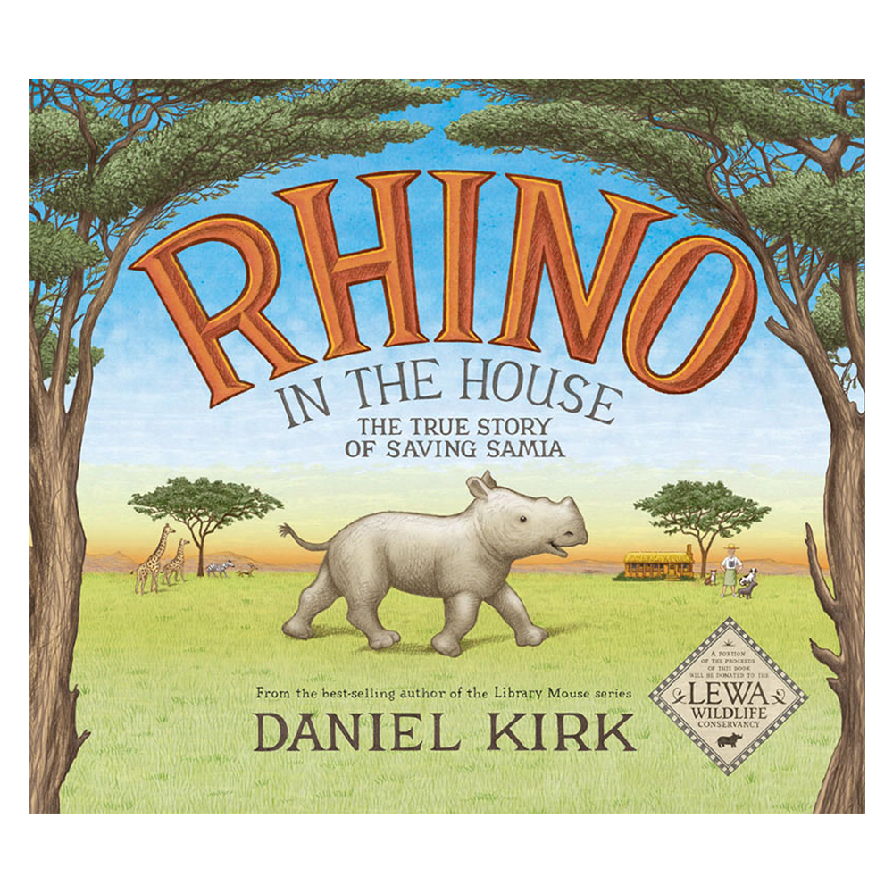 Rhino in the House