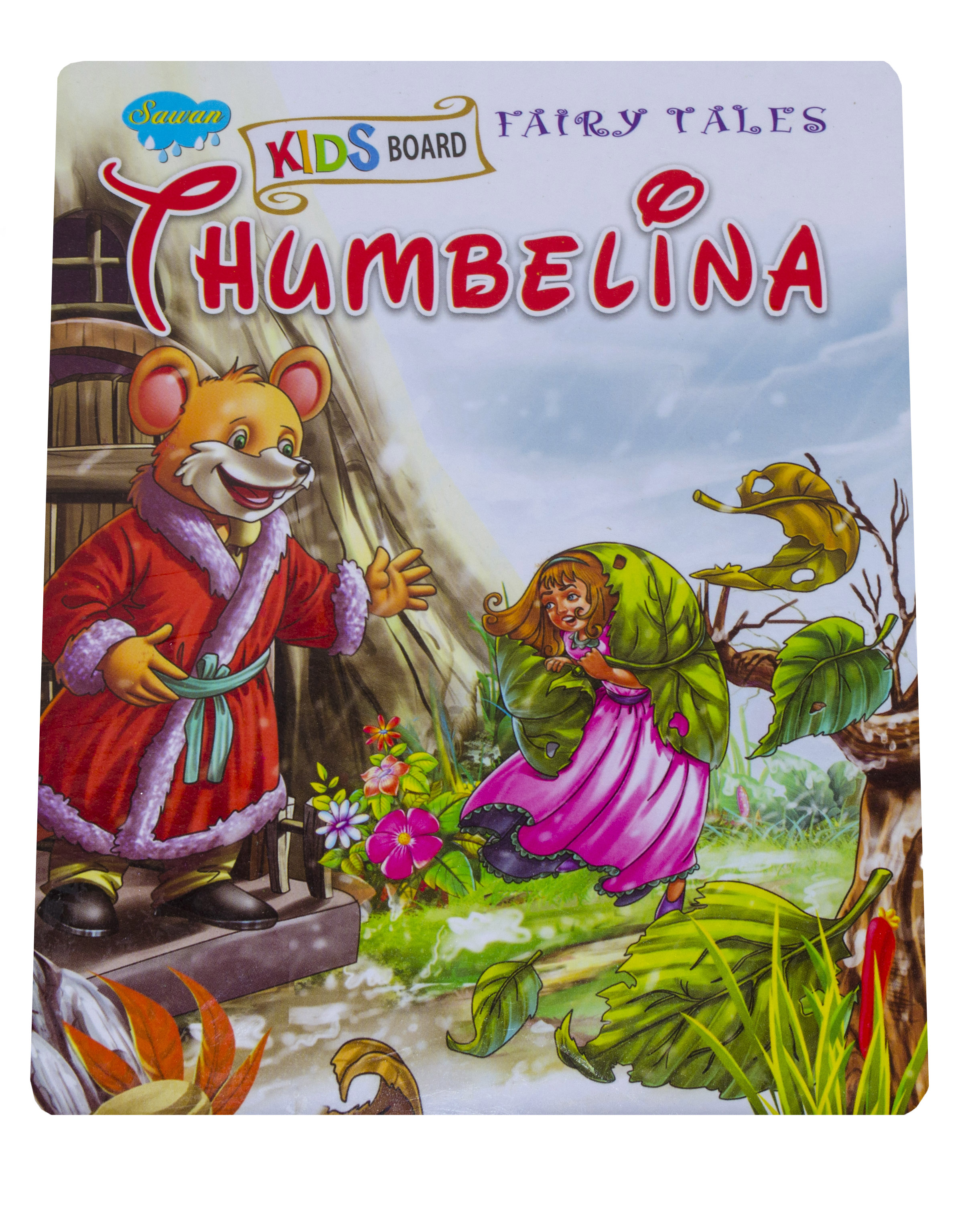 Kids Board Fairy Tales - Thumbelina