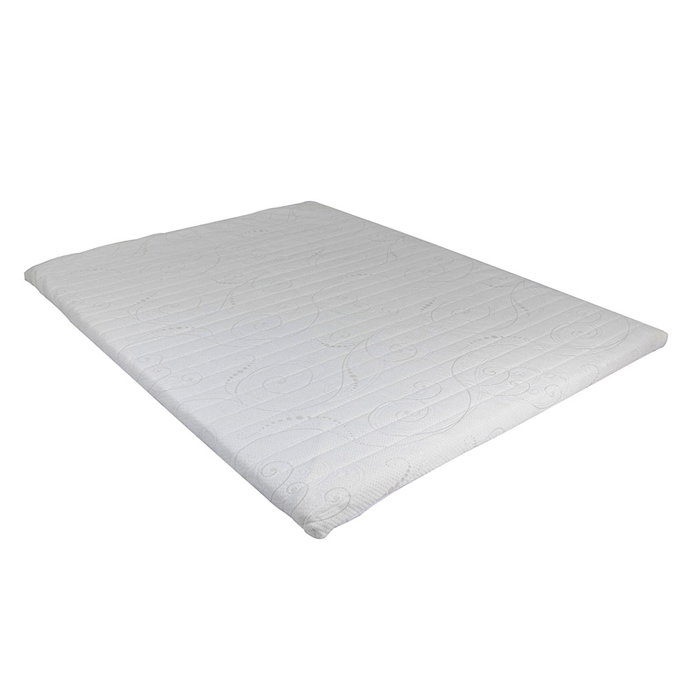 detailed look f50ad 91014 Silentnight - Memory Foam Mattress Topper 5cm
