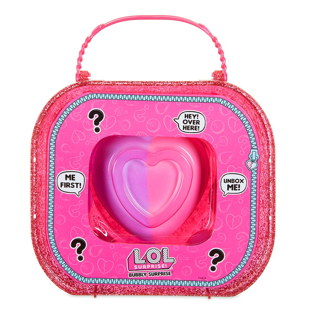tt mga pink l o l surprise bubbly surprise with doll pet s5 pink